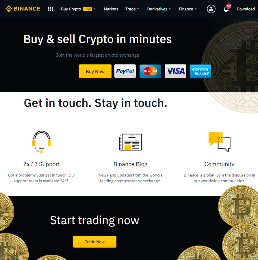 Create cryptocurrency  trading  bot